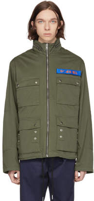 Diesel Khaki J-Lee Jacket