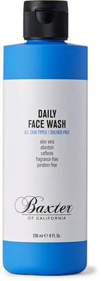Baxter of California Daily Face Wash, 236ml