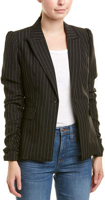 Romeo & Juliet Couture Ruched Blazer