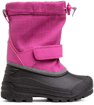 H&M Fleece-lined boots - Pink