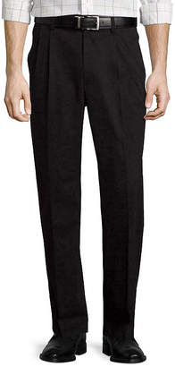 ST. JOHN'S BAY Easy-Care Pleat-Front Pants