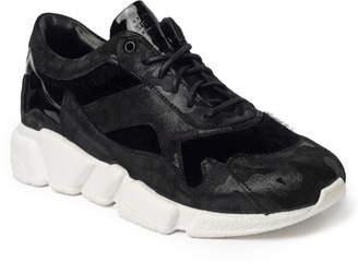 Jared Lang Turin Faux Fur Sneaker