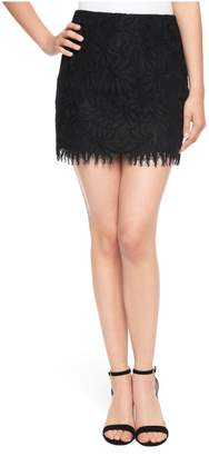 Juicy Couture Palms Lace Skirt