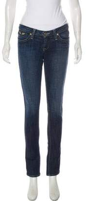 Robin's Jeans Low-Rise Skinny Jeans