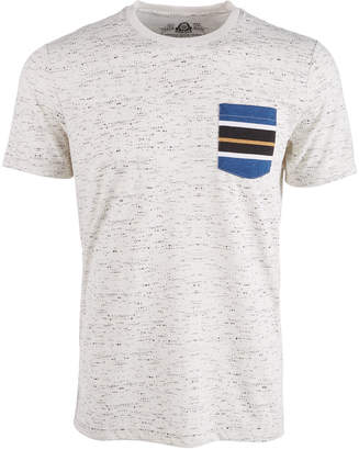 American Rag Men's Heathered Striped-Pocket T-Shirt