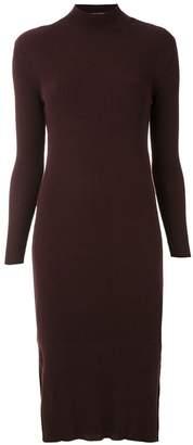 M·A·C Mara Mac ribbed knit midi dress