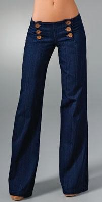 J Brand Shoreman Sailor Jean