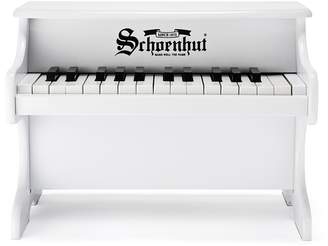 Schoenhut White Toy Piano