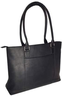 Royce Leather Women's Vaquetta 15-in. Laptop Bag