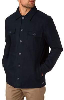 Swell Jackets Wool Mariner Jacket - Navy