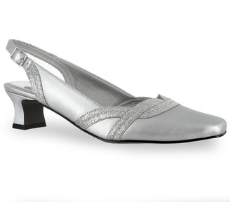 Easy Street Shoes Stunning Women's Slingback High Heels