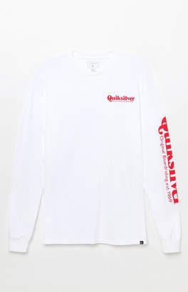 Quiksilver Twin Fin Mates Long Sleeve T-Shirt