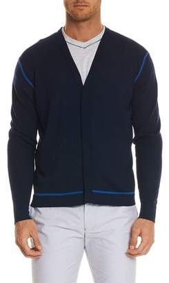 Robert Graham Hugo Merino Wool Cardigan