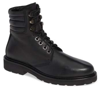 Aquatalia Heath Weatherproof Plain Toe Boot