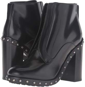 Dolce & Gabbana Studded Sole Ankle Boot Women's Dress Boots