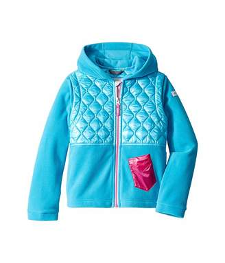 Obermeyer Hayden Hybrid Fleece Jacket (Toddler/Little Kids/Big Kids)