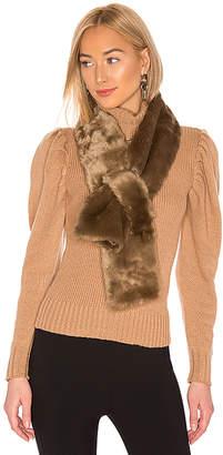 Hat Attack Faux Fur Pull Thru