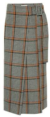 Rejina Pyo Ellis wool-blend skirt