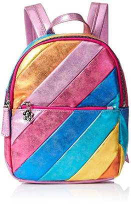 Betsey Johnson Strype Hype Small Backpack