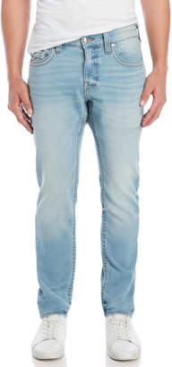 True Religion Skinny Stretch Flap Pocket Jeans