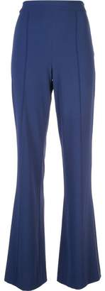 Alice + Olivia Alice+Olivia flared leg trousers