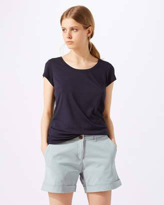 Jigsaw Cotton Chino Short