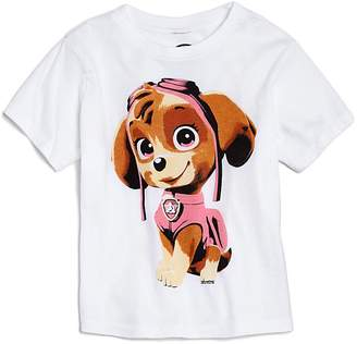 Junk Food Clothing x Nickelodeon Girls' PAW Patrol© Puppy Tee, Little Kid - 100% Exclusive