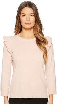 Kate Spade Ruffle Sweater Women's Sweater