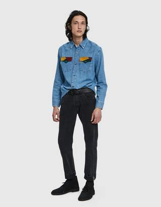Levi's 70's Denim Button Up Shirt