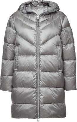 Blauer Quilted Down Coat
