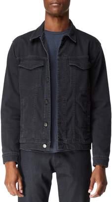 J Brand Acamar Denim Trucker Jacket