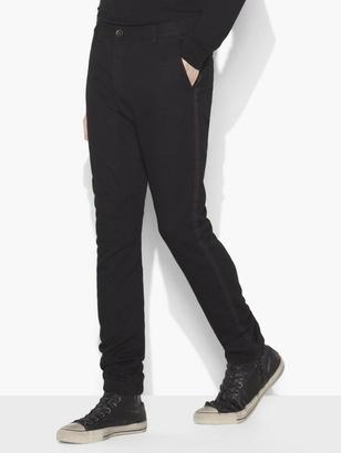 Tuxedo Stripe Jogger $178 thestylecure.com