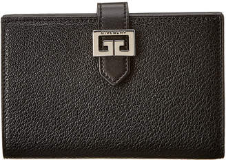 Givenchy Gv3 Leather Bifold Wallet