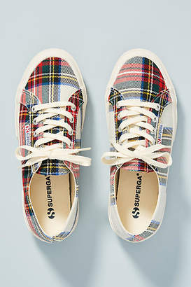 Superga Tartan Sneakers