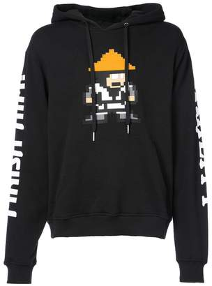 Mostly Heard Rarely Seen 8-Bit Fatality hoodie