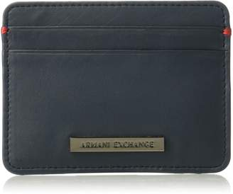 Armani Exchange A|X  Two Card Holder Accessory