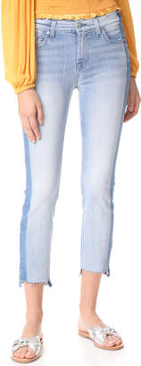 7 For All Mankind Roxanne Ankle Jeans $199 thestylecure.com