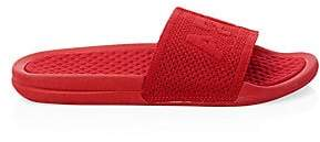 Athletic Propulsion Labs Athletic Propulsion Labs Men's Techloom Logo Slides Sandals