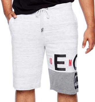 Ecko Unlimited Unltd Pull-On Shorts-Big and Tall
