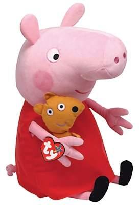 Peppa Pig Ty Soft Toy, 38cm
