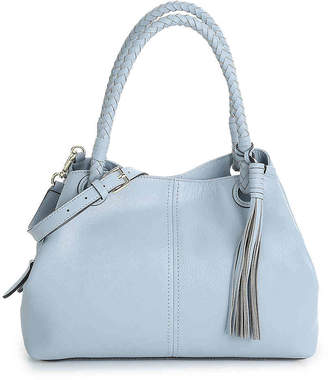 Cole Haan Tassel Leather Shoulder Bag - Women's