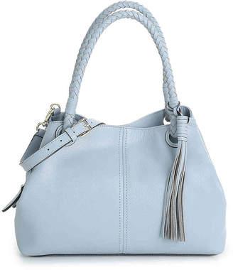 Cole Haan Tassel Leather Shoulder Bag - Women's
