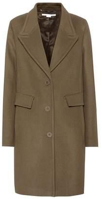 Marcelline wool coat