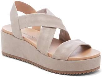 Lucky Brand Waldyna Wedge Platform Sandal
