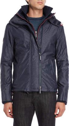 Superdry Pop Zip Arctic Windcheater Jacket