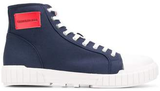 Calvin Klein Jeans high top sneakers