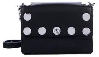 Michael Kors Studded Leather Flap Bag