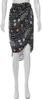 Veronica Beard Nash Knee-Length Skirt w/ Tags