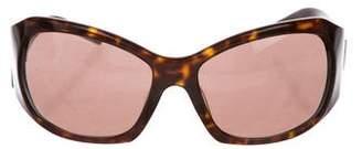 Dolce & Gabbana Embellished Tortoiseshell Sunglasses