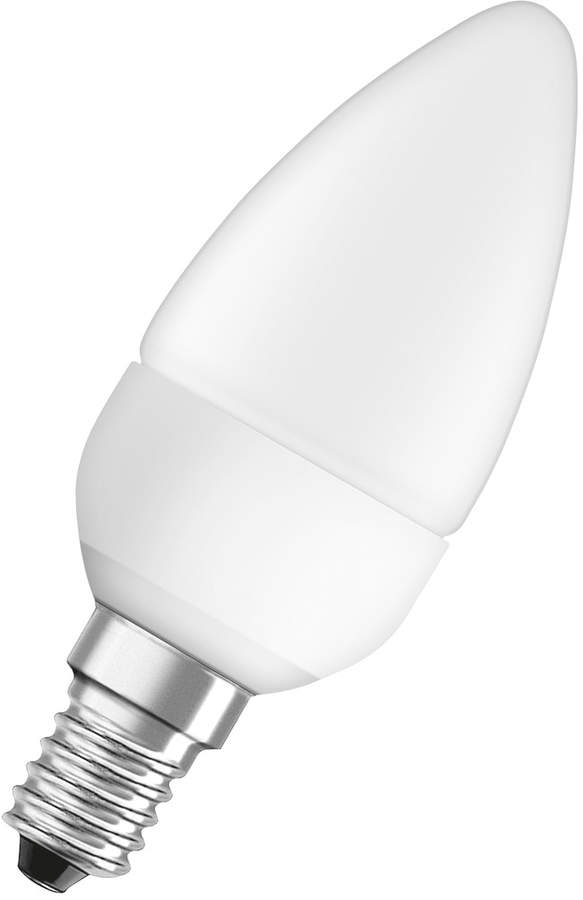 LED Star Classic B 25, 4 W, E14, frosted